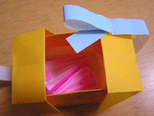 ハート 折り紙 : 折り紙でプレゼント : kinoomocha-daisuki.blog.so-net.ne.jp